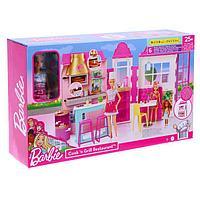 Игровой набор Барби 'Гриль-ресторан' HBB91