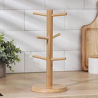 Подставка для кружек 'Bamboo' 14,5х32 см