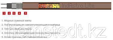 Саморегулирующийся нагревательный кабель 32IndAstro Lite 2, фото 2