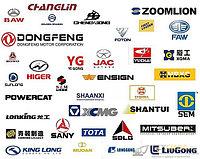 Запасные части к спецтехнике SHANTUI SDLG SEM LIUGONG