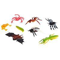 Набор животных насекомых 'Природа', МИКС