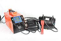 Электромуфтовая сварочная машина для стыковой сварки полиэтиленовой трубы SDE20-250
