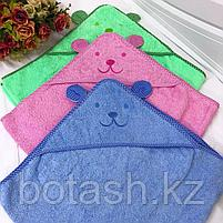 Детское полотенце уголок, фото 2