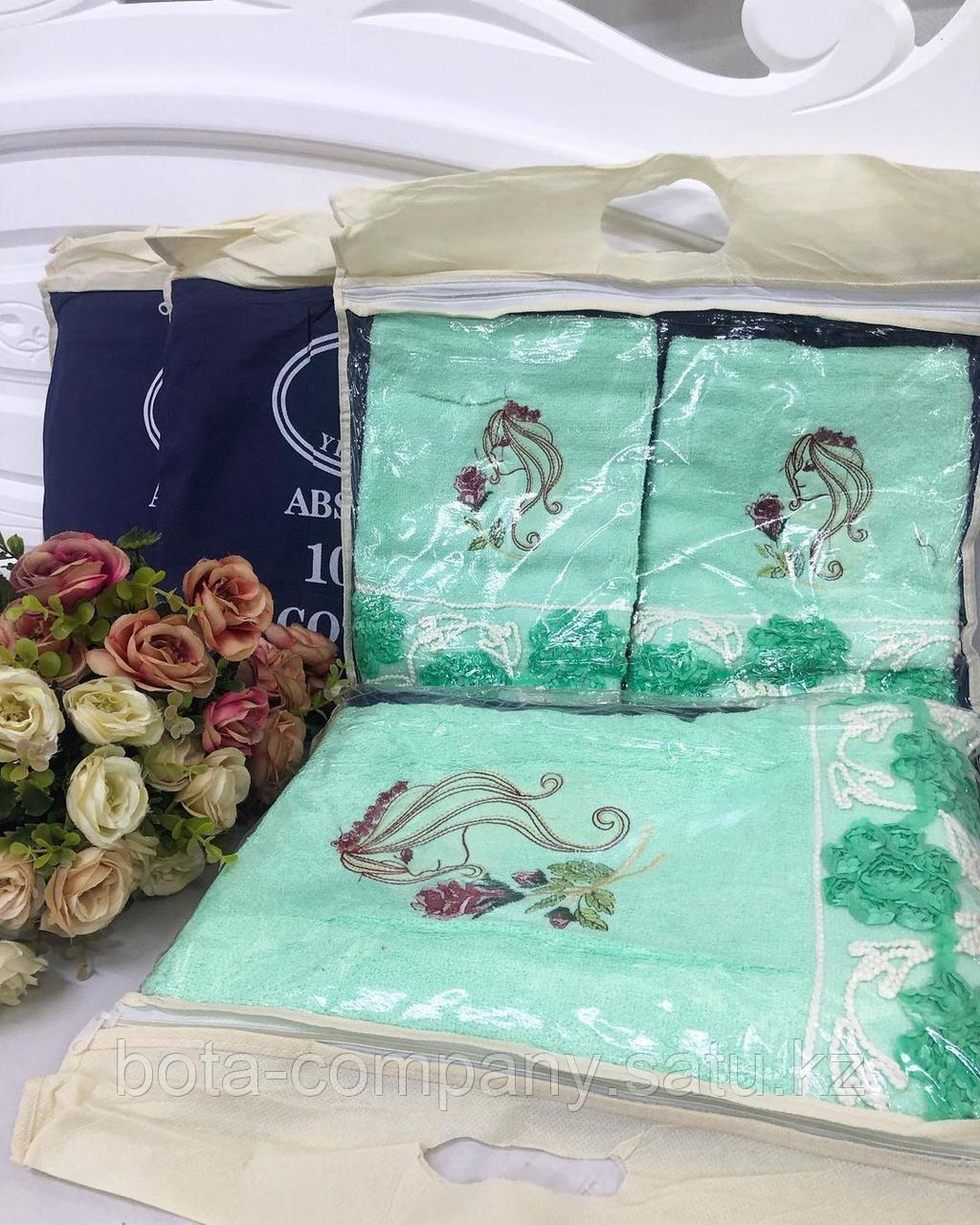 Полотенце 3 в1 в сумке