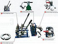 Сварочный аппарат для сварки полиэтиленовых труб SDP40-160M-2 (механика с рычагами)