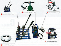 Аппарат сварочный для полиэтиленовых труб SDP40-200M-2 (механика с рычагами)