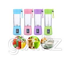Блендер портативный Juice Cup HM-03. 380 мл.