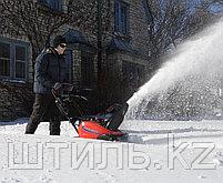 Снегоуборочная машина (5,1 л.с. | 56 см) SIM SI822E - BRIGGS & STRATTON, США несамоходный, фото 7