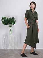 """Платье """"Вдохновение"""" Зеленый, 46/48"""