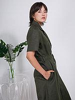 """Платье """"Вдохновение"""" Зеленый, 42/44"""
