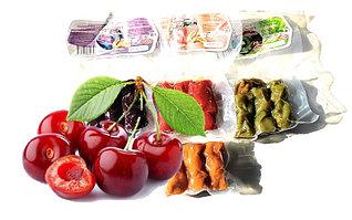 Чурчхела с грецким орехом и ВИШНЯ 150 гр СУДЖУХ пакет (10 шт в упаковке)