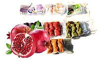 Чурчхела с грецким орехом и ГРАНАТ150 гр СУДЖУХ пакет (10 шт в упаковке)