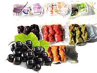 Чурчхела с грецким орехом и ЧЁРНАЯ СМОРОДИНА 150 гр СУДЖУХ пакет (10 шт в упаковке)