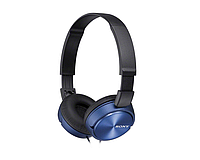 Sony MDR-ZX310AP/L, синий Наушники