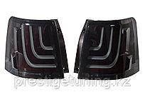 Задние фонари на RANGE ROVER SPORT 2010-13 дизайн GL-3 GLOHH (Черный)