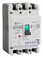 Выключатель автоматический 3п 100/100А 35кА ВА-99М PROxima mccb99-100-100m EKF