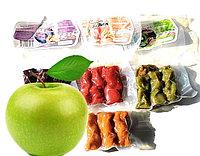 Чурчхела с грецким орехом и ЯЮЛОКО 150 гр СУДЖУХ пакет (10 шт в упаковке)