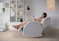 Кресло-качалка для кормления Flor Slow System White/Grey Galaxy (Micuna, Испания)