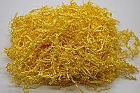 Наполнитель (бумажный) - жёлтый (50 грамм)