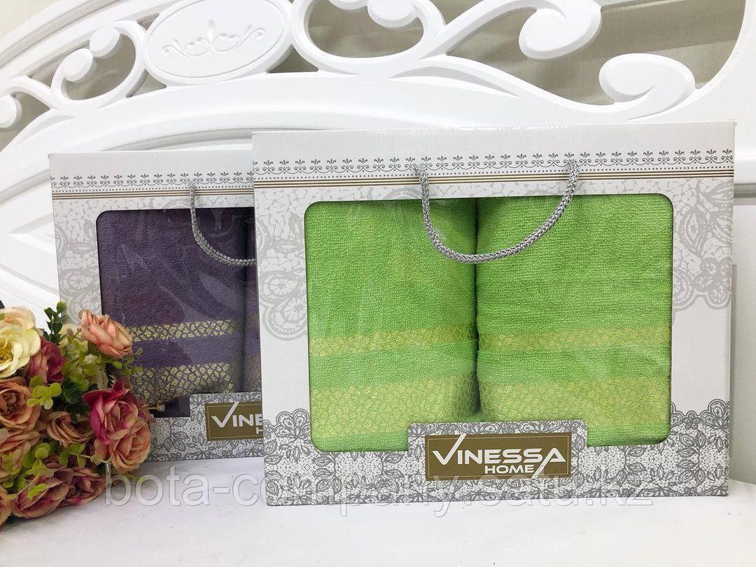 Набор полотенце 2в1 vinessa