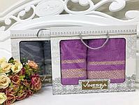 Набор полотенце 2в1 vinessa, фото 2