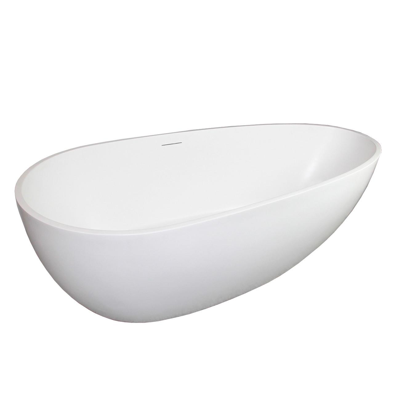 Ванна акриловая свободностоящая OCEAN 170х85x55