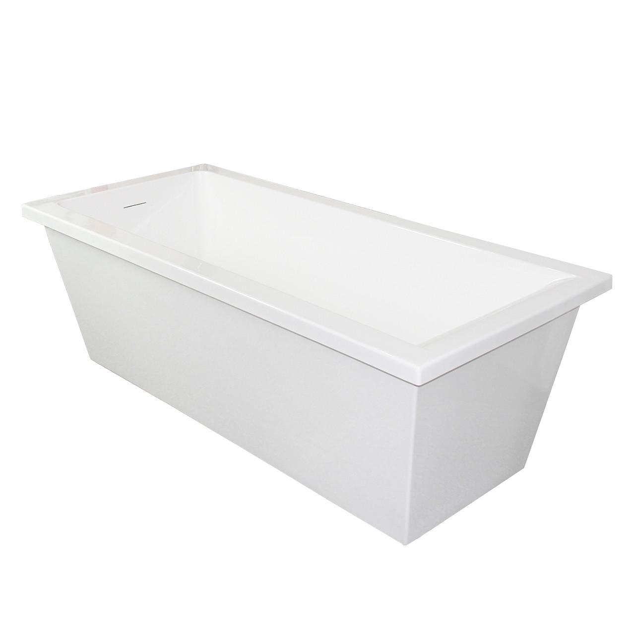 Ванна акриловая свободностоящая CRIMINAL 180х80х60