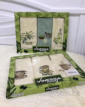 Кухонные полотенца vianna 3в1