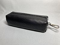 Кожаный футляр для ключей-ключница., фото 1