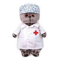 Мягкая игрушка Басик - доктор (В1) Ks25-161 Россия