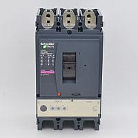 Выключатель автоматический 3п 3т 100А 25кА NSX250B Micrologic 5.2A LV431147 SchE