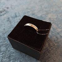 Кольцо обручальное/ Серебро/ 20 размер