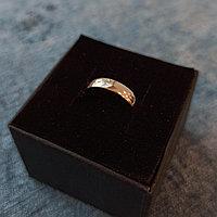 Кольцо обручальное/ Серебро/ 16.5 размер
