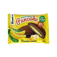 Готовые панкейки с начинкой BombBar - Protein Pancake (Банановый крем), 40 гр, фото 1