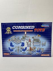 №14456 Металлический констр. Combined toys