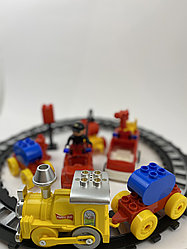 №14450 Конструктор пожар на железной дороге