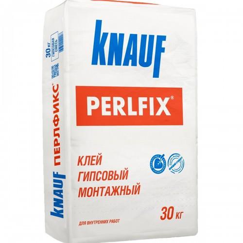 клей гипсовый knauf perlfix