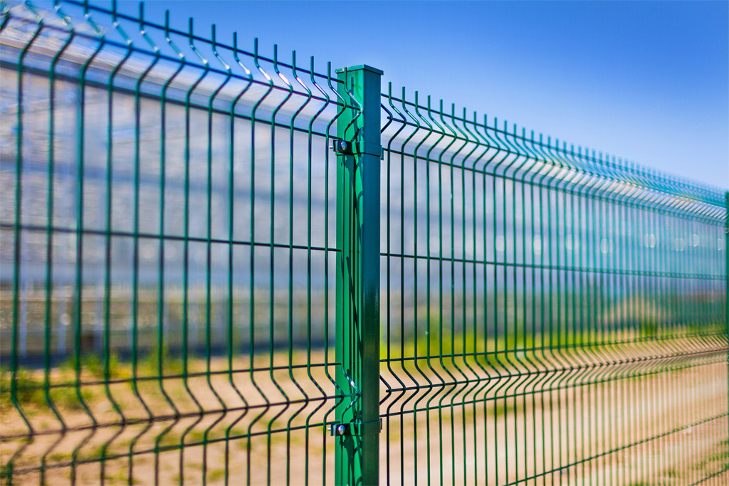 Заборная сетка DoorHan ЗD 3,5мм 2030х2535мм