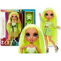 Неоновая модная кукла Rainbow High Karma Nichols 572343