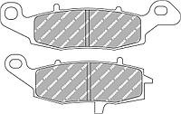 FDB2048 133.6 x 36.5 x 8.4 mm / 109.2 x 44.0 x 8.4 mm Тормозные дисковые колодки