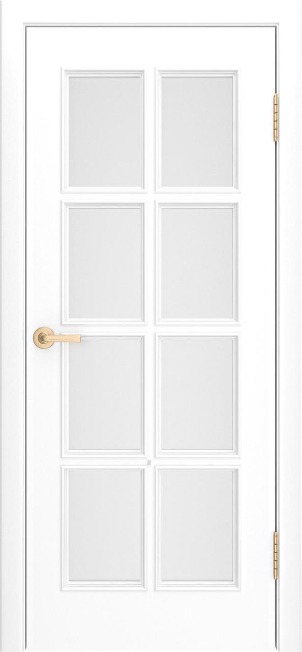 Межкомнатная дверь Аврора RAL стекло