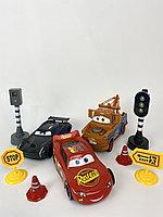 №14451 Набор машин с акскссуарами Тачки