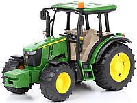 Трактор игрушечный Bruder John Deere 5115M