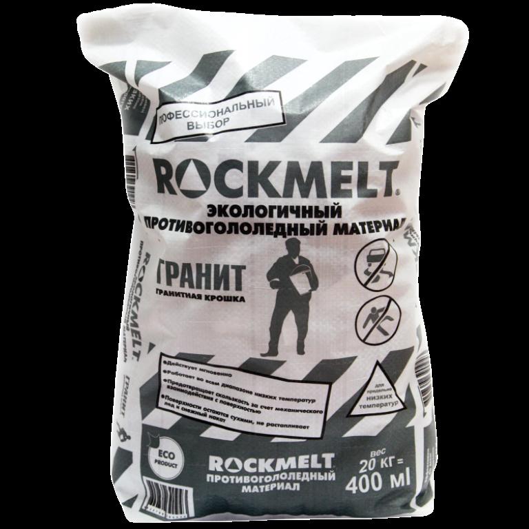 Крошка гранитная Rockmelt 20 кг