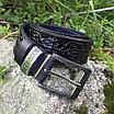 Кожаный ремень мужской и Портмоне, фото 2