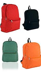 Рюкзак спортивный, школьный под нанесение изображения и печать логотипа