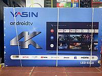 Телевизор YASIN 65 4К