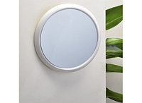 Зеркало на присоске косметическое d19,5 см Element GR-7092 (GRAMPUS, Чехия)