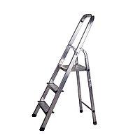 Стремянка алюминиевая 3 ступени STAIRS
