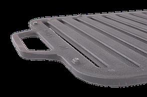 Ситон решетка для гриля и барбекю чугунная 360*260 мм